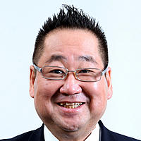 藤間 秋男